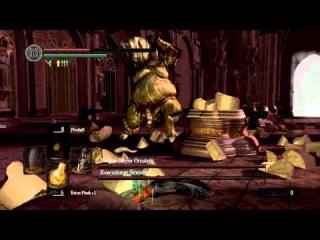 Dark Souls speed run (no glitches) uncut - 180min