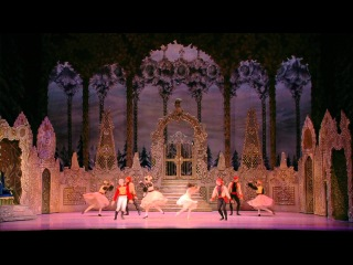 Tchaikovsky: Щелкунчик The Nutcracker (Iohna Loots, Ricardo Cervera; Peter Wright, 2009)