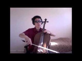 Viva La Vida Coldplay Remix Cello Cover