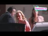 Meryl Streep departs Beverly Hills