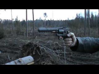 Револьвер пневматический как сигнальный.