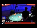 Chris Tryba shipping WSOP #35 with Straight Flush