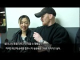 Fighter couple Joachim Hansen & Celina Haga Interview