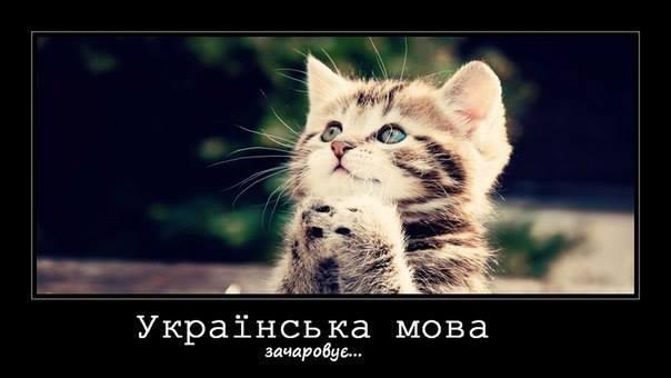 Українська мова зачаровує