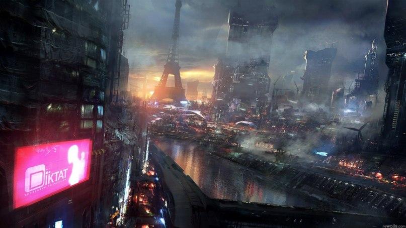 Порабощение планеты роботами и другие хвосты