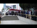 Видео возле Yerba Buena Center