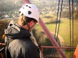 ROPE JUMP TRAINING by BELEXTREME TEAM (tower jump)