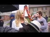 Jennifer Coolidge AHA Hands-Only CPR PSA - Behind the Scenes