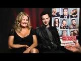 American Pie: Reunion Interview - Jennifer Coolidge & Eddie Kaye Thomas