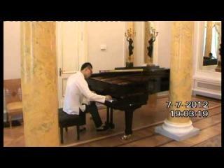 Ye Feng. Mozart-Volodos. Turkish Marsh