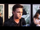 Jesse McCartney Talks New Album at Chernobyl Diaries Premiere
