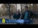 Chernobyl Diaries - Lead Actor Jesse McCartney Explains