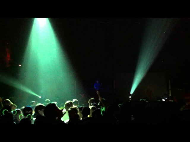 Feed Me - Grand Theft Ecstasy/Blood Red/First Of The Year. Live @ Roseland Ballroom 10-8-11