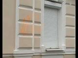 В Рыбинске вандалы продолжают портить фасады зданий