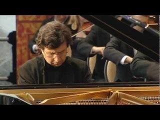 Рахманинов. Второй фортепианный концерт. Оркестр Капеллы в Дрездене 21 июля 2011
