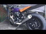 JMR Custom 1982 CB 450 Honda Nighthawk