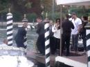 4 сентября 2012 Эшли с коллегами по фильму «Отвязные каникулы» в Венеции