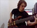 Symphony X The End Of Innocence ICONOCLAST Bass Cover by Raphael Dafras