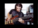 Symphony X Bass Cover by Raphael Dafras Light Up The Night
