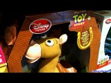 DISNEY STORE exclusive Toys, dolls and plush Carros 2 e Toy Story brinquedos