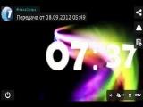 Первые минуты вещания МИКСа (МИКС, 8 сентября 2012)