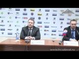 18.03.2013 Пресс-конференция