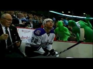 смешные моменты в хоккее