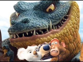 Пушистые против Зубастых 3D (мультфильм,приключения,семейный) - с 25 октября