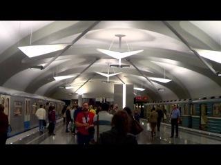 Станция метро Новокосино.mov