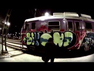 Граффити Бомбинг в швеции wufc sdk Ner mtn hardcore dairies part 2
