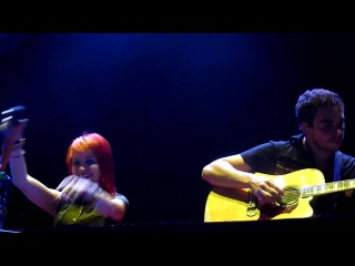 Paramore - Misguided Ghosts (Honda Civic Tour 2010 - Hershey) HD