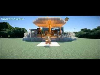 마인크래프트 강남스타일 Minecraft GANGNAM STYLE
