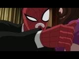 Совершенный Человек-паук. 1 сезон 5 серия. Полет железного паука (Nice-Media)