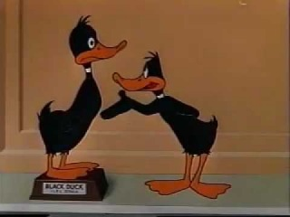 Daffy Duck and Porky Pig - Cracked Quack (1952)