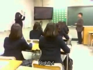 Korean Highschool Girls Fun [English Subtitles]
