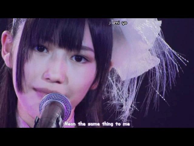[KilLeR_x_v2] AKB48 - 残念少女(チームB 4th Stage 「アイドルの夜明け」) [sub]