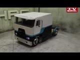 RC truck model (scale 1:43) Р/у грузовик (масштаб 1:43)