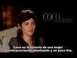 Coco Avant Chanel - Entrevista Audrey Tautou