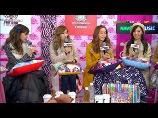 [720p HD] 130105 Naver Music SNSD V Concert (Full)