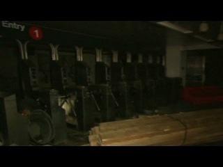 Четверть линий Нью-Йоркского метро затоплены в результате супершторма Сэнди (CNN)