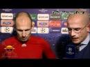 Robben Conferma l'interesse per la Juventus