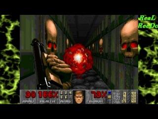 Прохождение Ultimate Doom The Shores of Hell Level 4: Deimos Lab