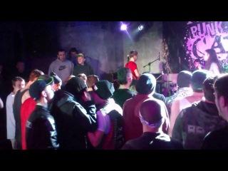 TARKOVSKY (8.12.12) FAR EAST PUNK-ROCK CAMP
