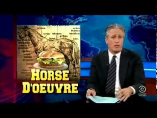 The Daily Show про метеорит и крейзи рашанс 240