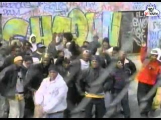 King Just - Warriors Drum (Uncut Music Video) 1994
