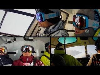 Powder Mountain Heliboarding