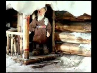 Первый советский цветной мультфильм. Лиса и Волк (1936г.)