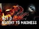 Guild Wars 2 Ascent to Madness Act 3, Halloween Dungeon Boss fight