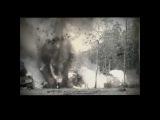 Белый Тигр бой с т-34-85 нарезка из фильма с эф старины.wmv