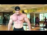 Lean Ripped Muscle Man Posing Bodybuilding Shredded Constantinos Demetriou